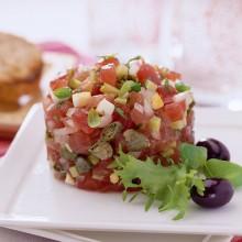 Tartar de tonyina
