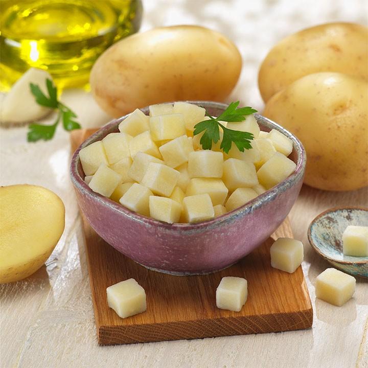 Patata a daus