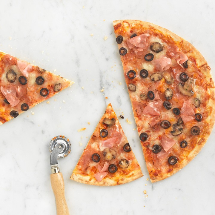 Pizza extrafina Capricciosa