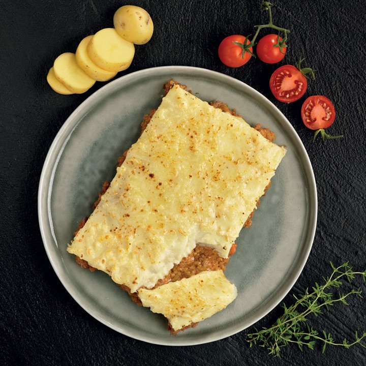 Gratinat de patata i carn Listísimos