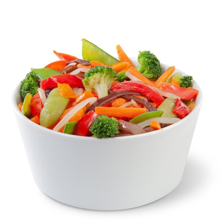 Verduras para wok