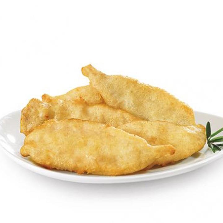 Boquerón en tempura