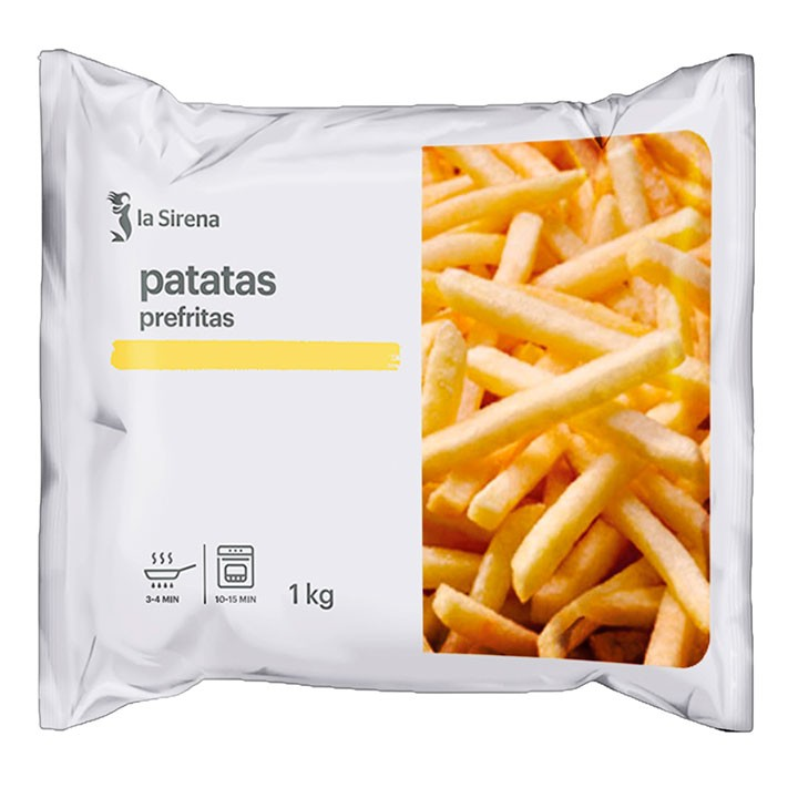 Patatas prefritas 9x9 Imprescindible