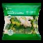 Barreja bròquil i coliflor