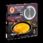 Tortilla patata cebolla + sartén