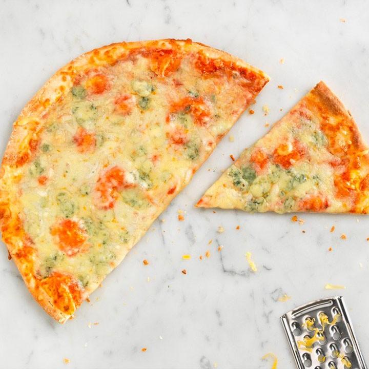 Pizza La Súper fina 4 formatges