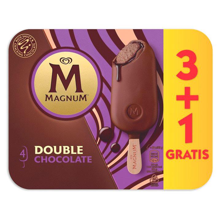Magnum double chocolate Frigo