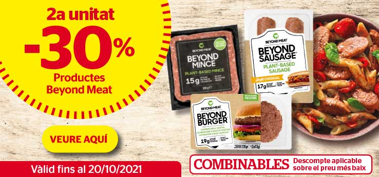 beyond meat 2a30
